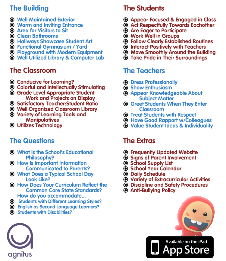 Preschool Checklist Pre School Overview on Kindergarten Classroom